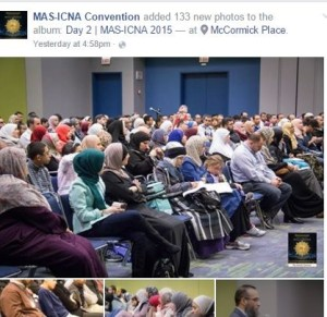 Muslims MAS-ICNA Convention 2