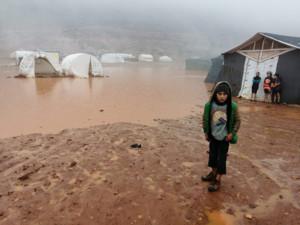 flood help syrian
